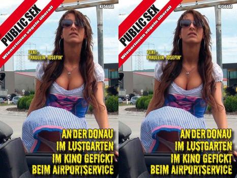 Public Sex Wienerinnen voegeln ueberall