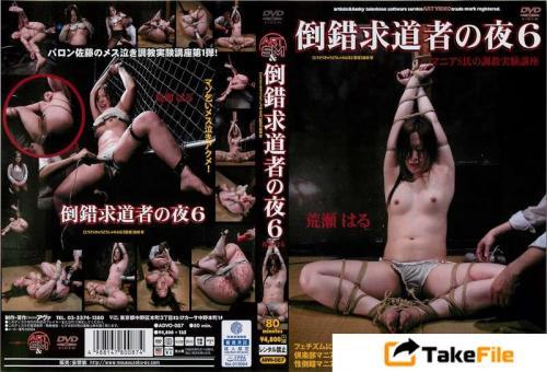 [ADV-087] 美淫女の館 4 大堀香奈 凌辱 SM