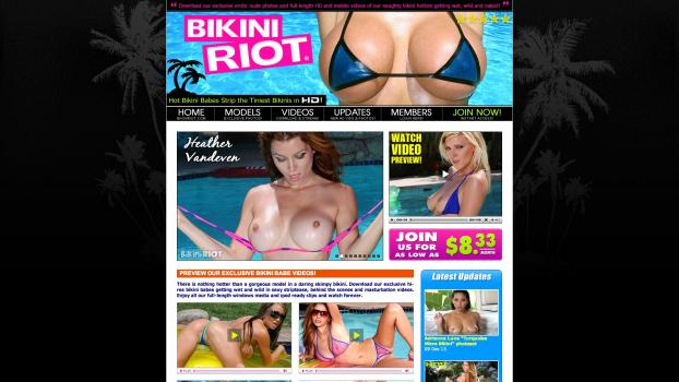 BikiniRiot.com - SITERIP