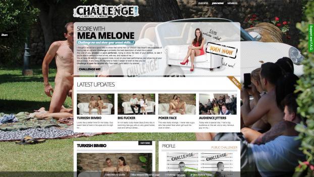 MeloneChallenge.com - SITERIP