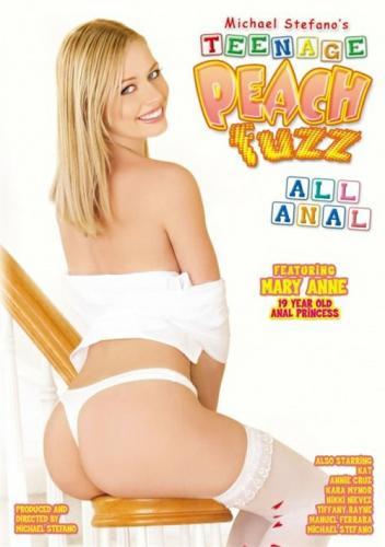 Teenage Peach Fuzz 1