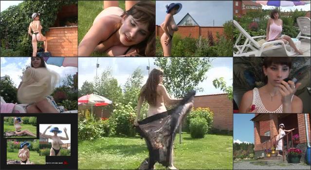 DVD Russian Gorgeous Yulia_Nova-Yulia Nova – Yulia In The Summer – Black Bikini