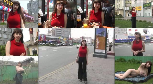 DVD Russian Gorgeous Yulia_Nova-Yulia Nova – Yulia In The Winter – Sushi Bar