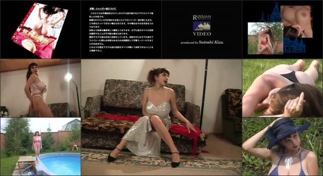 DVD Russian Gorgeous Yulia_Nova-Yulia Nova – Yulia In The Winter – Title Sequence