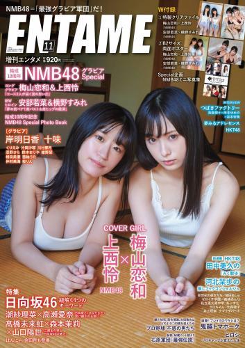 [雑誌] ENTAME 2020.11 (Hinatazaka46 NMB48 #2I2 Topping☆Girls others)