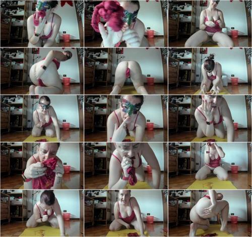 Nicoletaxxx - Dirty panties and diarrhea [FullHD 1080P]