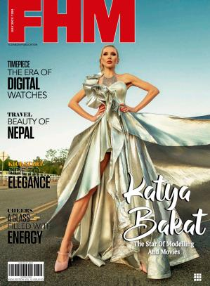 FHM India – July 2021