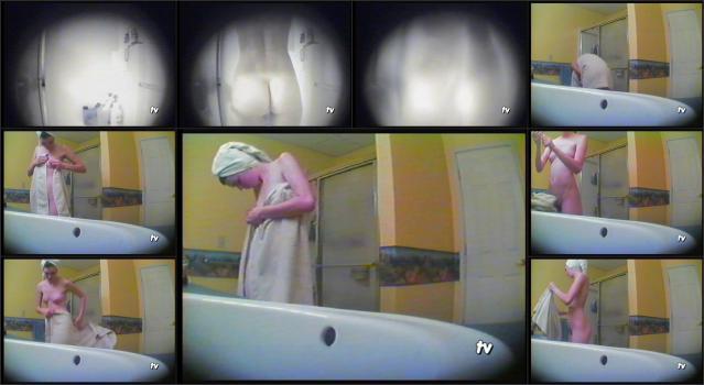 Coccozella.com Coccozella-Part-01-steffi-shower