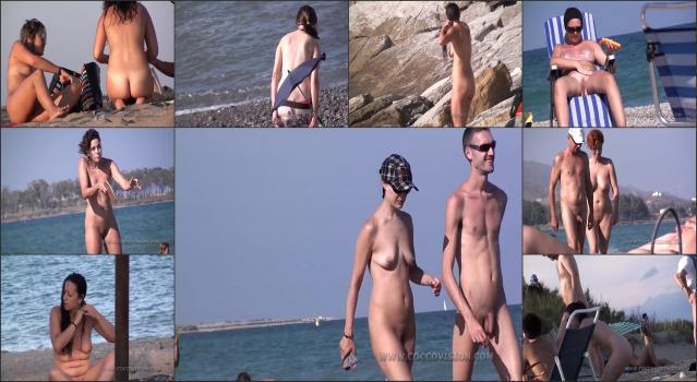 Coccozella.com Coccozella-Snoopy_s_nude_euro_beaches_vol__2_HD