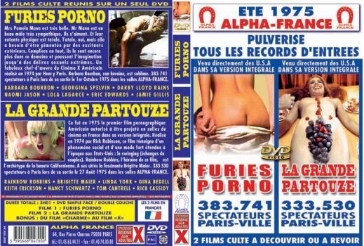 Furies Porno and La Grande Partouze (1974)