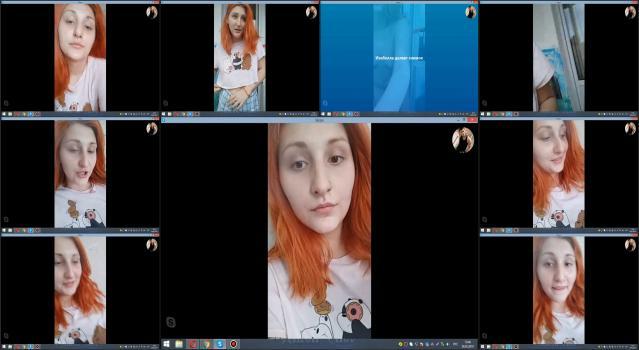 SKYPE RUSSIAN GIRLS Video 3IHJYDJdRZVK7PDh8cti 2