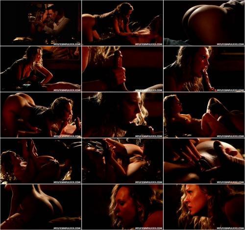 Brandi Love, Blue Angel, Kai Taylor - The Seductive Room [FullHD 1080P]